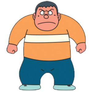 doraemon-gato-cosmico-Takeshi-Gōda-Gigante