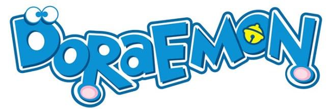 logotipo de Doraemon, el gato cósmico