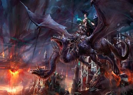 juguetes de dinosaurios y dragones
