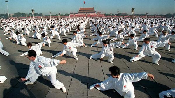 Artes marciales, el arte de la guerra