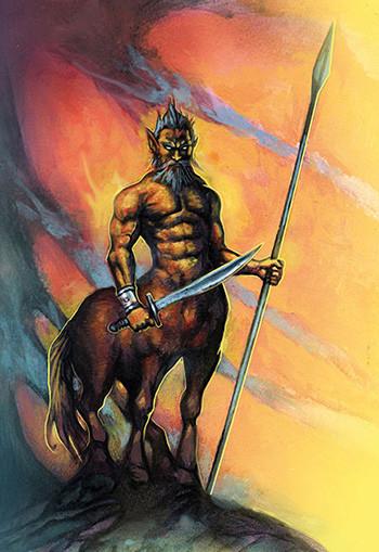 libro ilustrado: mitología griega