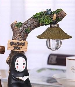 lámpara de el viaje de chihiro