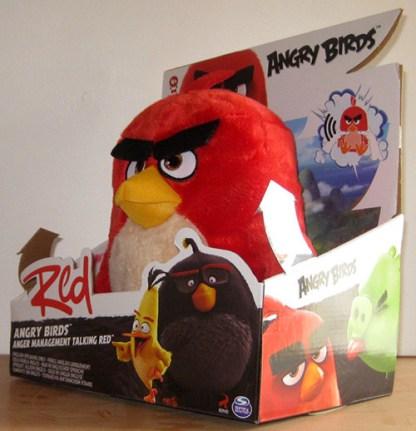 peluche Angry Birds la Película
