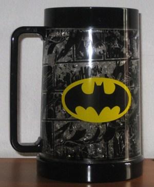 Vaso de cerveza de Batman
