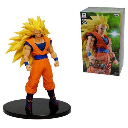 Goku Súper Saiyajin 3