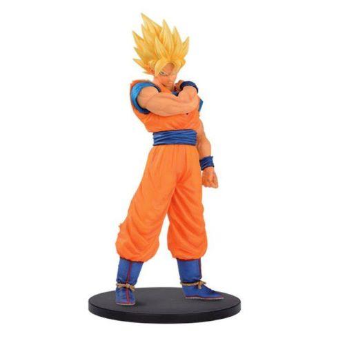 Goku Súper Saiyajin 1