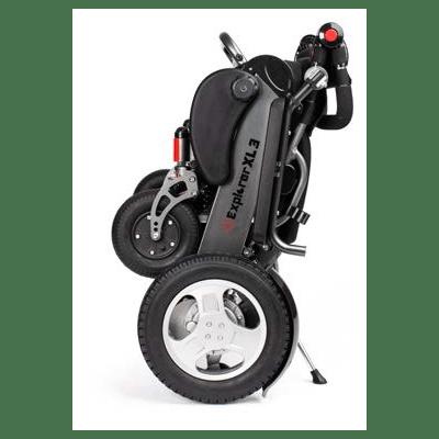 Silla de ruedas elctrica plegable IExplorer XL3
