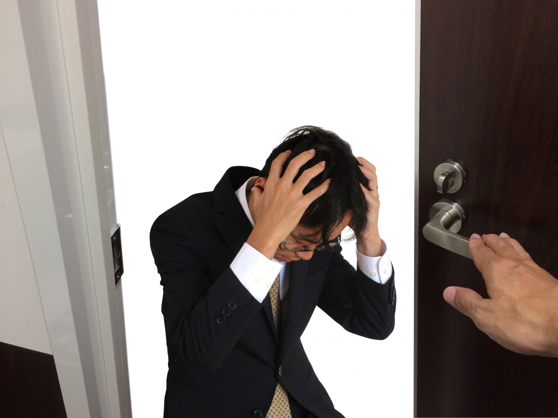 うつ病でずっと寝てる状態に!豆腐メンタルのせい?叱責する上司のせい?