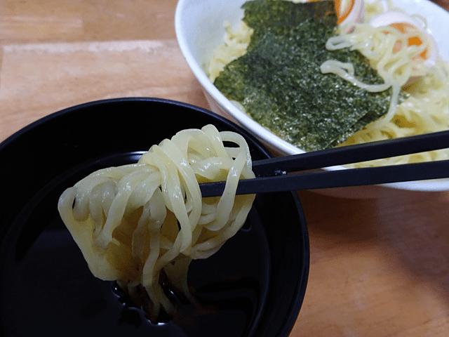 「もみ打ち」ざる麺香味めんつゆ(シマダヤ)