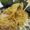 富山ブラック(食品企画Kono)は富山B級グルメの代表!しょっぱくて辛い真っ黒スープをおかずにご飯をかきこむ