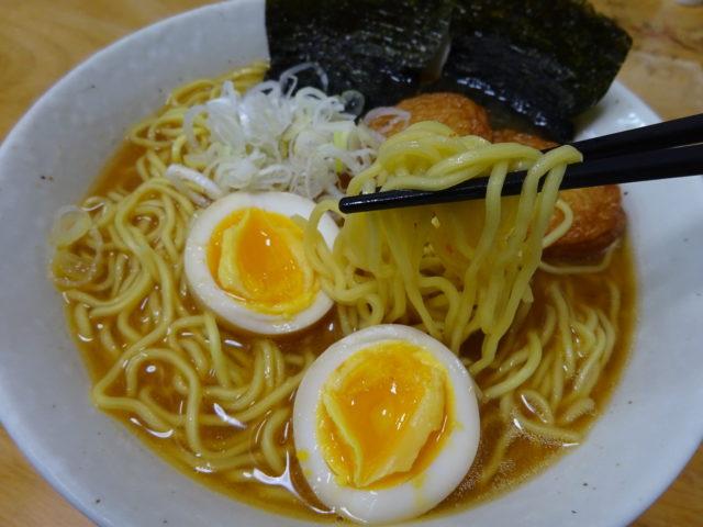 みそラーメンの旭川よし乃本店(藤原製麺)