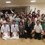 2019横浜市倫理法人会 60余名 出張寿司パーティー みなとみらい