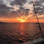 2021年2月 ヤリイカ釣り→スルメイカ釣り 神奈川県鎌倉市 出張寿司