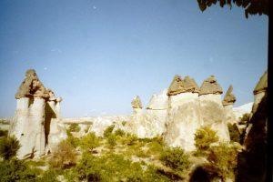 ギョレメ国立公園とカッパドキアの岩石遺跡群(トルコ)