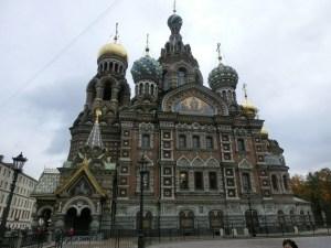 サンクトペテルブルグ歴史地区と関連建物群(ロシア) サンクトペテルブルグ市街