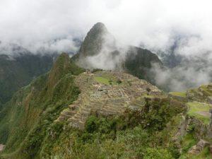 マチュピチュの歴史保護区(ペルー)