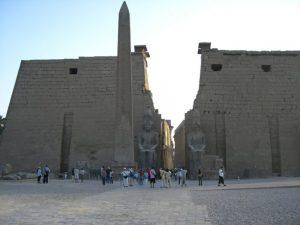 古代都市テーベと墓地遺跡(エジプト)