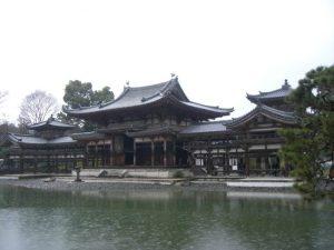 古都京都の文化財(日本) 宇治平等院鳳凰堂・宇治上神社
