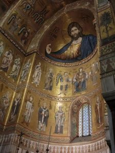 アラブ・ノルマン様式のパレルモと、チェファル、モンレアーレの大聖堂(イタリア)