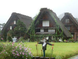 白川郷・五箇山の合掌造り集落(日本)