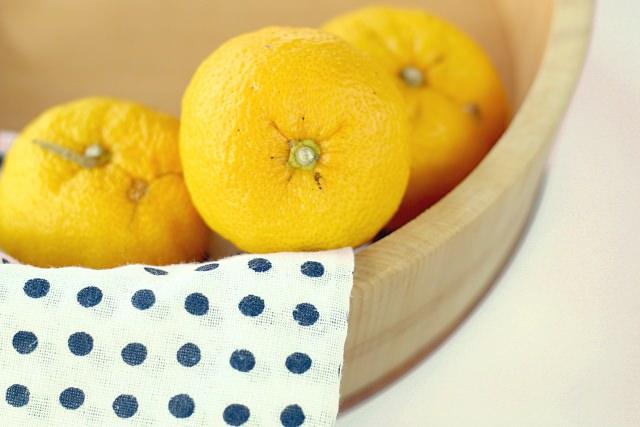 柚子 栄養 効果 効能