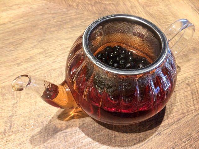 黒豆茶 効果 効能