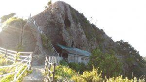 石廊崎灯台・石室神社・熊野神社