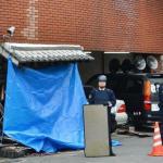 【抗争】弘道会内熊谷組本部事務所にトラックが突っ込む