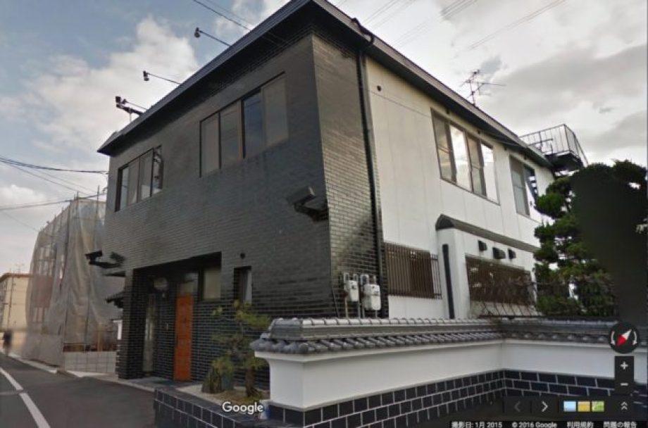 浅野組内内村組本部事務所