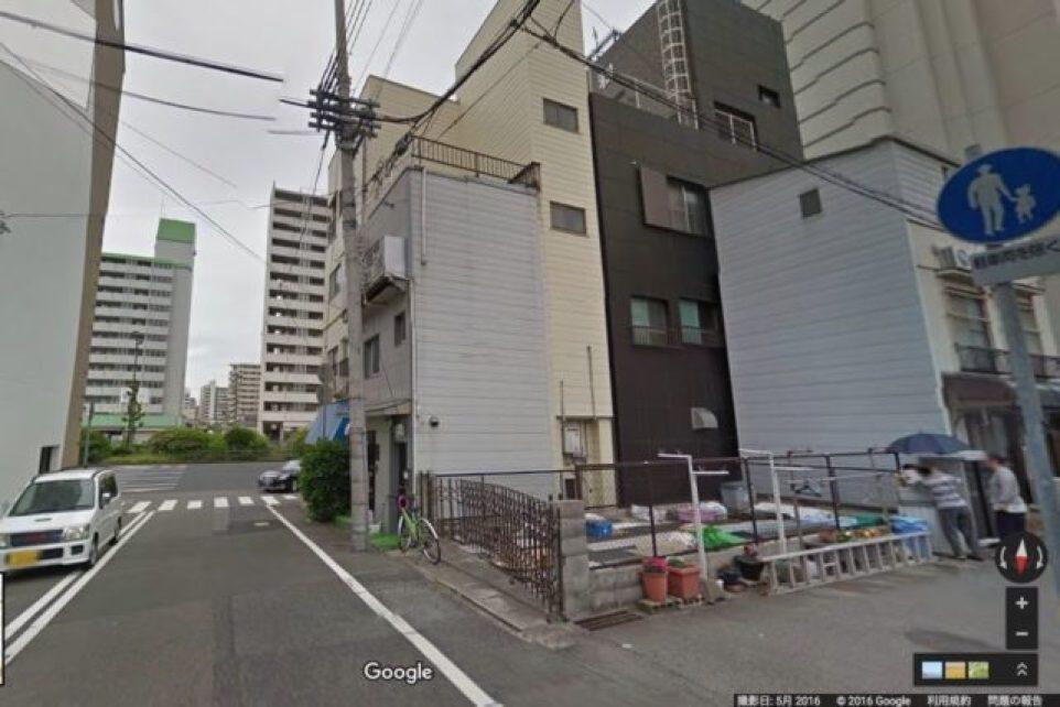 石田総業本部事務所