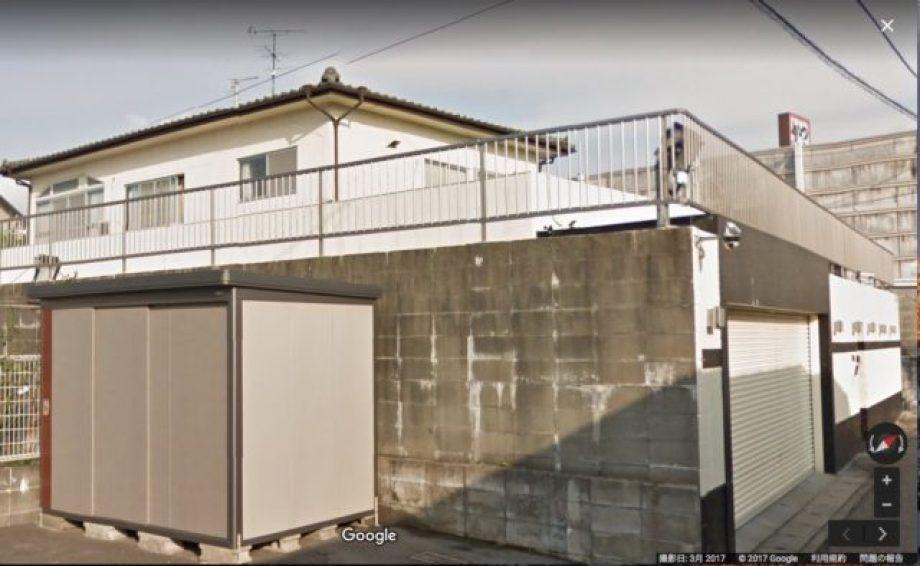 三代目石川一家本部