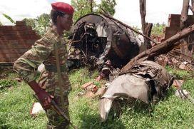Genocidio de Ruanda.