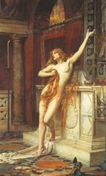 Hipatia mito erótico