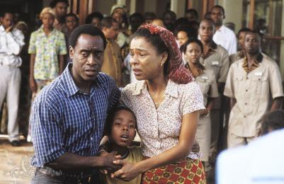 Genocidio de Ruanda cine