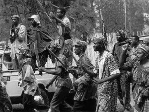 Genocidio de Ruanda Interhamwe