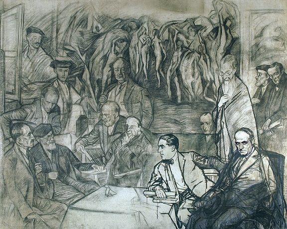 intelectuales españoles dictadura