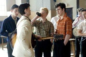 Lennon McCartney película músicos en el cine