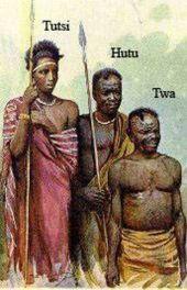 Ruanda etnias