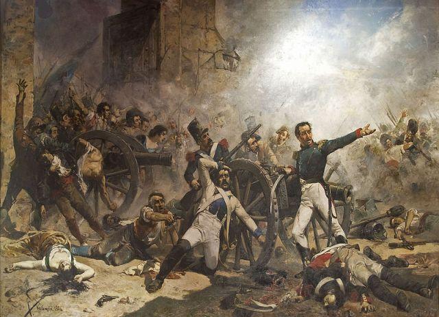 Guerra de la independencia española cine