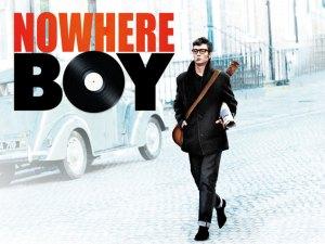nowhere boy lennon película