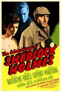 Sherlock Holmes en el cine