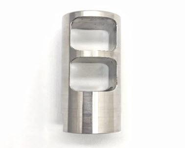 Complex CNC Electrochemical Machining