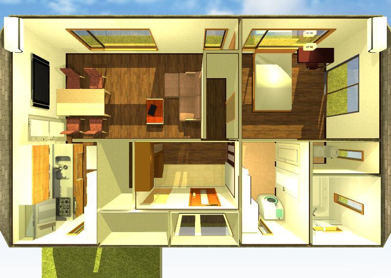 アイダ設計で555万円の住宅の総額