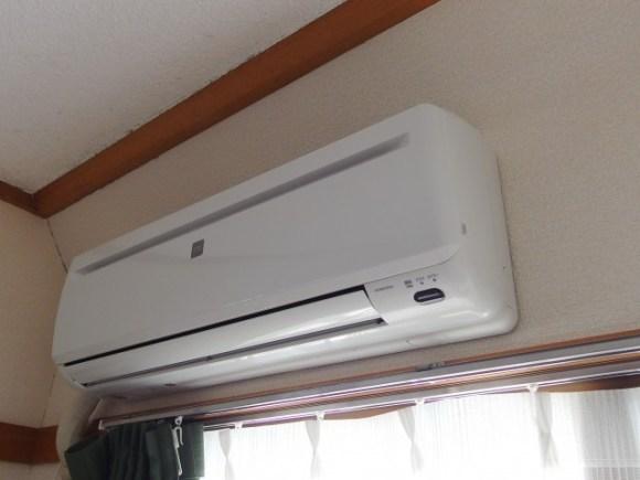 高気密高断熱 エアコン つけっぱなしイメージ画像