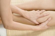 手足のむくみ