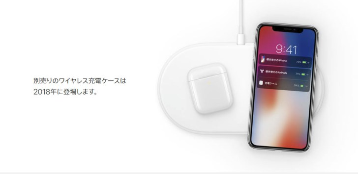 AirPods2018予想