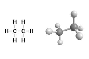 エタン 構造