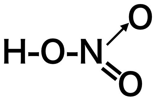 硝酸も配位結合