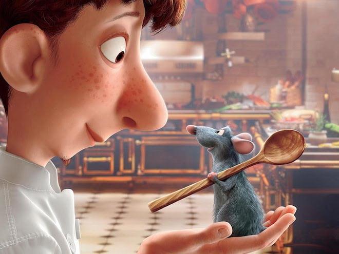 Ratatouille – những góc nhìn chưa từng có