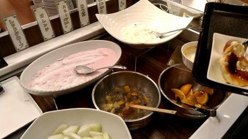 大江戸温泉,ホテル新光,デザート,美味しい